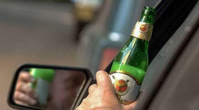 Алкоголь Пьяный За Рулем Автомобиль
