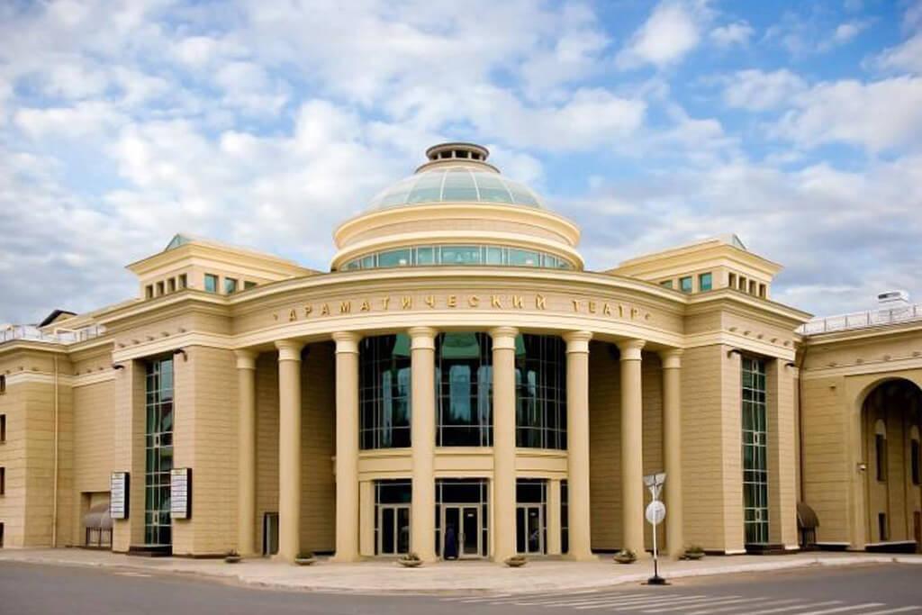 Оренбургский драмтеатр выступит нафестивале старейших театров РФ