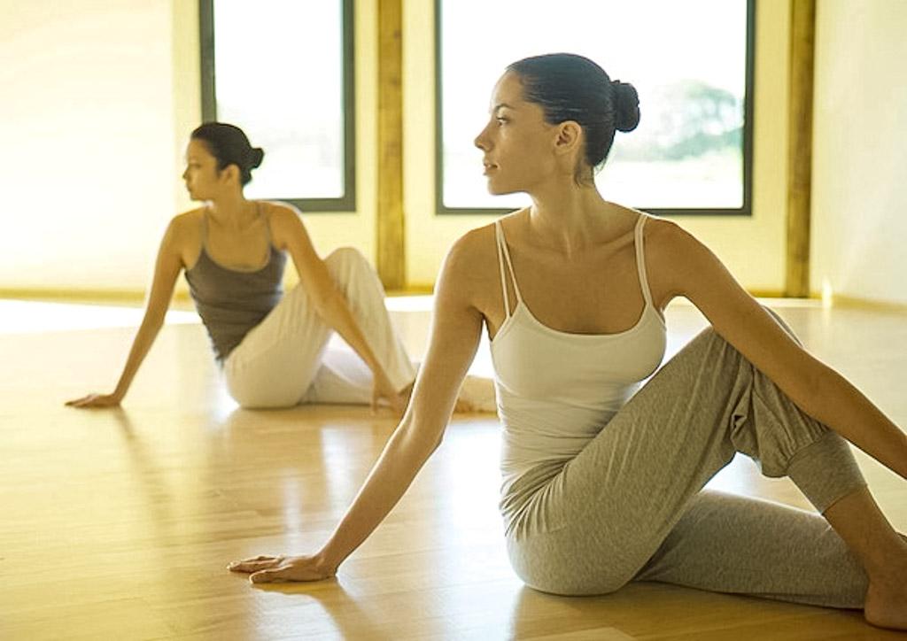 Йога для похудения - рекомендации и отзывы