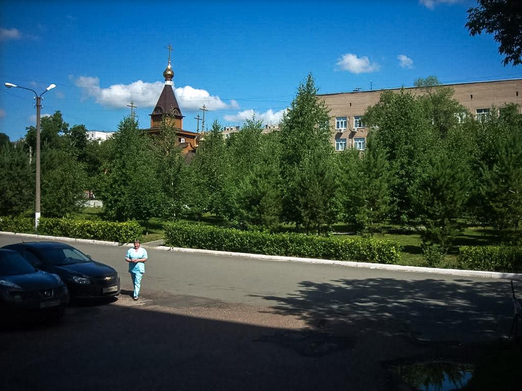 Больница на пушкина лор отделение