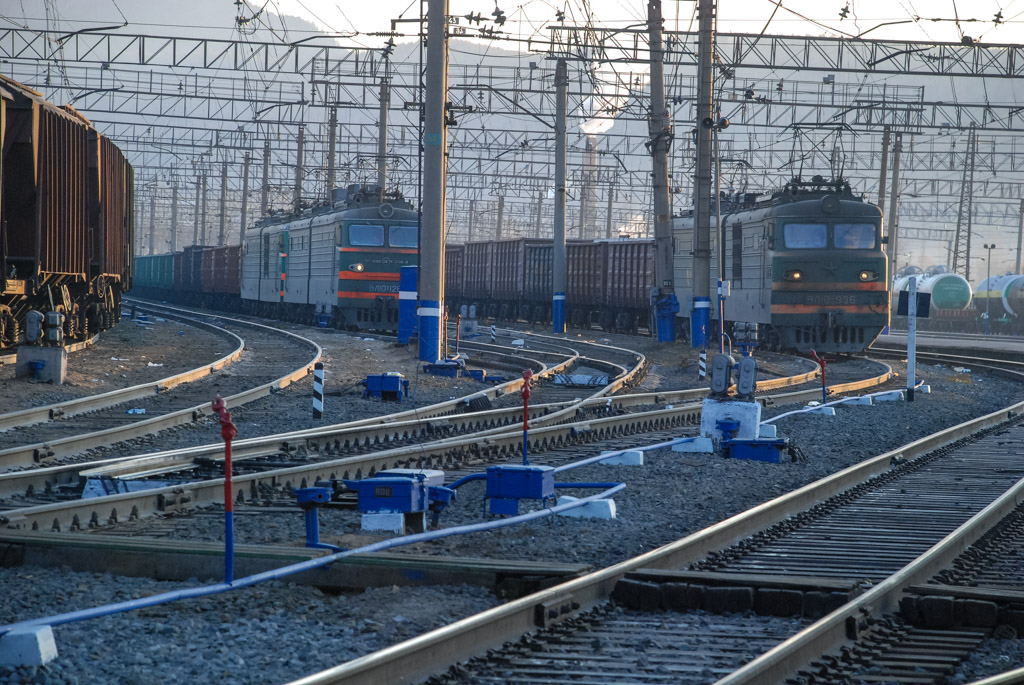 вагон поезд ржд