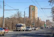 Транспорт Проспект Победы Автобус 26