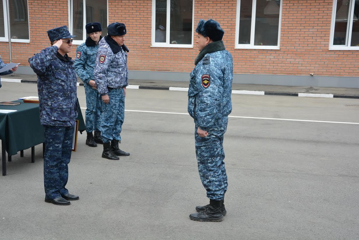 Полиция Северный  Кавказ