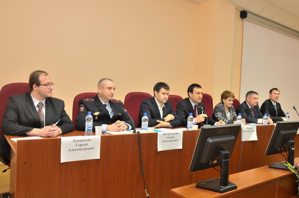 Круглый стол в ОГУ «Влияние коррупции на развитие экономики государства»