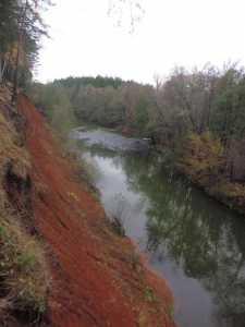 Геологический памятник природы - Паникинский Яр