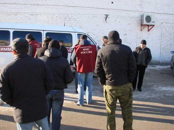 Управления ФМС России в Оренбургской области