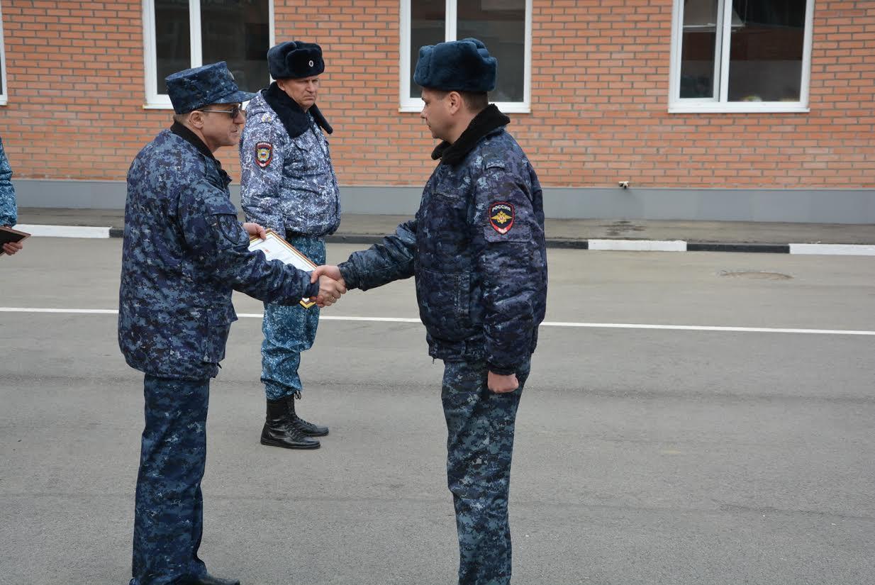 Михаил Давыдов на Северном Кавказе