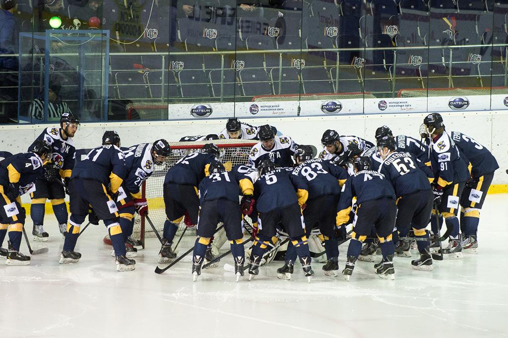 команда Сарматы Хоккей