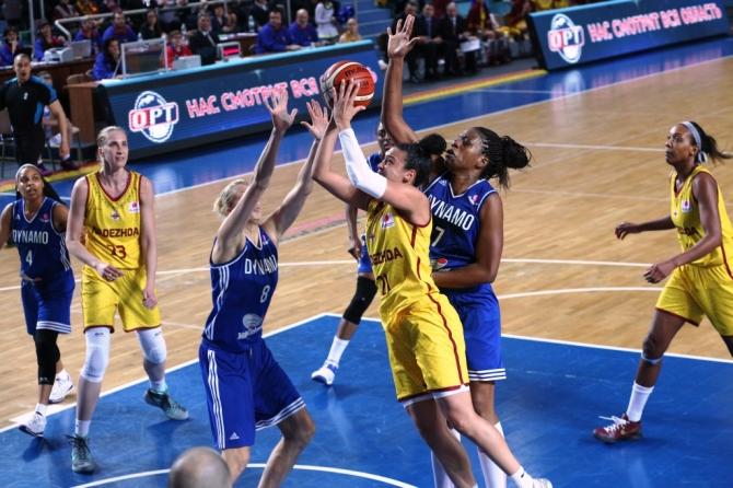 Баскетбол: БК «Надежда» - БК «Динамо»