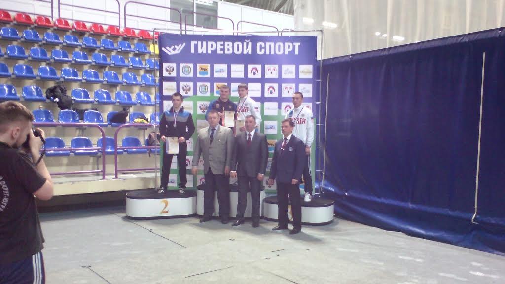 Алексей Акульшин Гиревой спорт