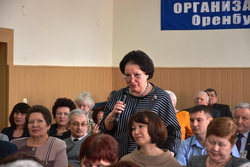 Андрей Шевченко встретился с профсоюзным активом региона