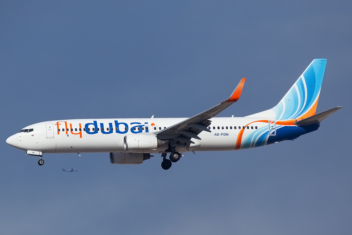 Разбившийся самолёт за 3 года до катастрофы