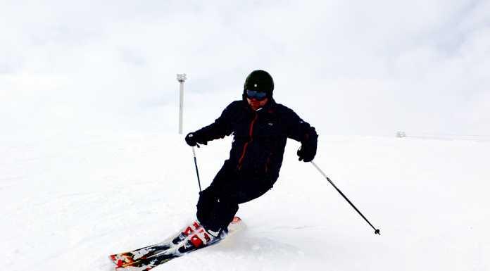 Горные лыжи Кувандык