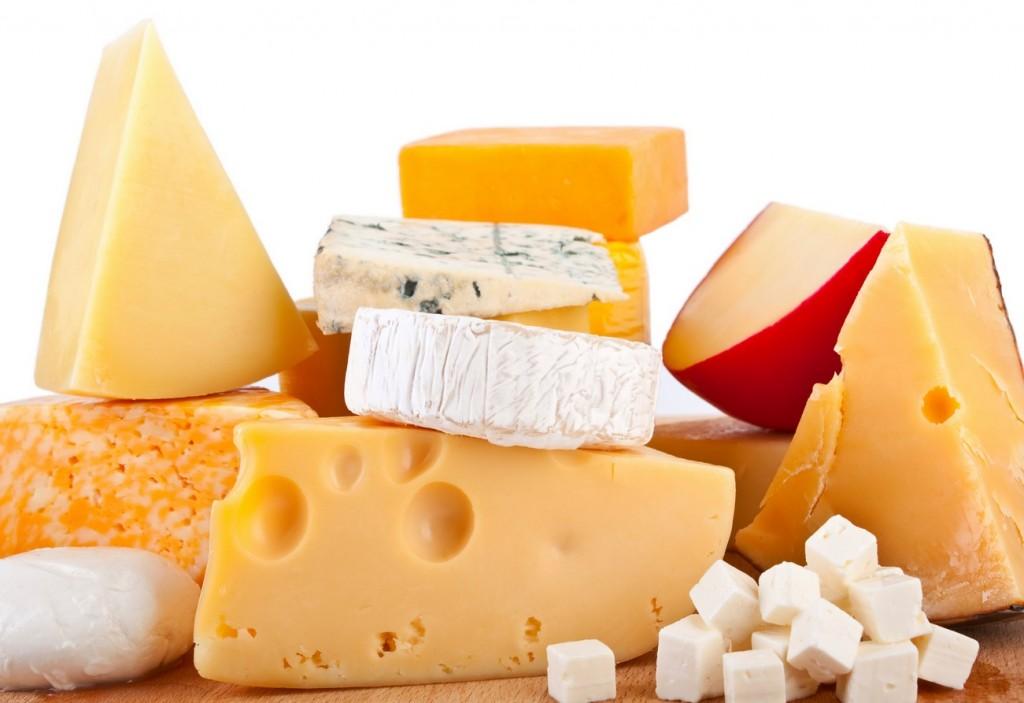 Молоко сыр