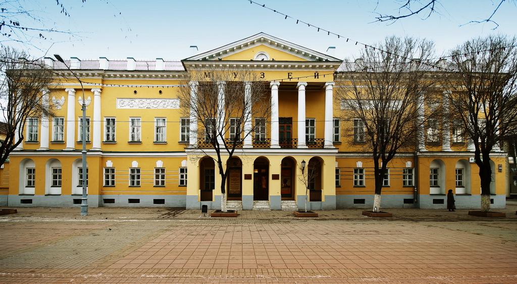Оренбургский губернаторский историко-краеведческий музей