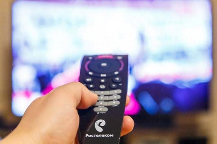 Пульт ДУ от ТВ приставки Ростелеком  обзор настройка
