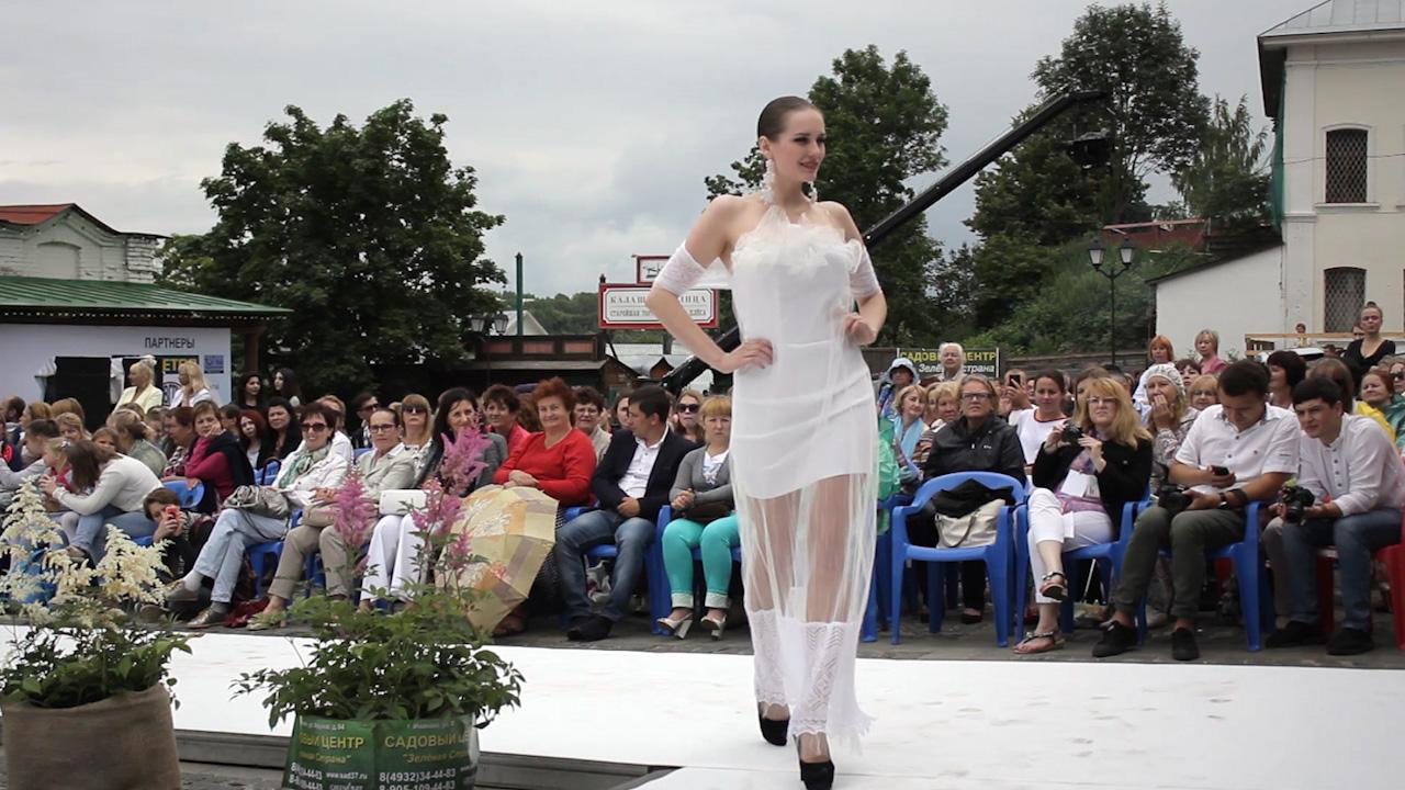 XI-й Российский фестиваль моды «Плес на Волге. Льняная палитра»
