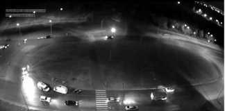 На Гаранкина в Оренбурге разбился мотоциклист