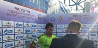 Оренбург - ЦСКА