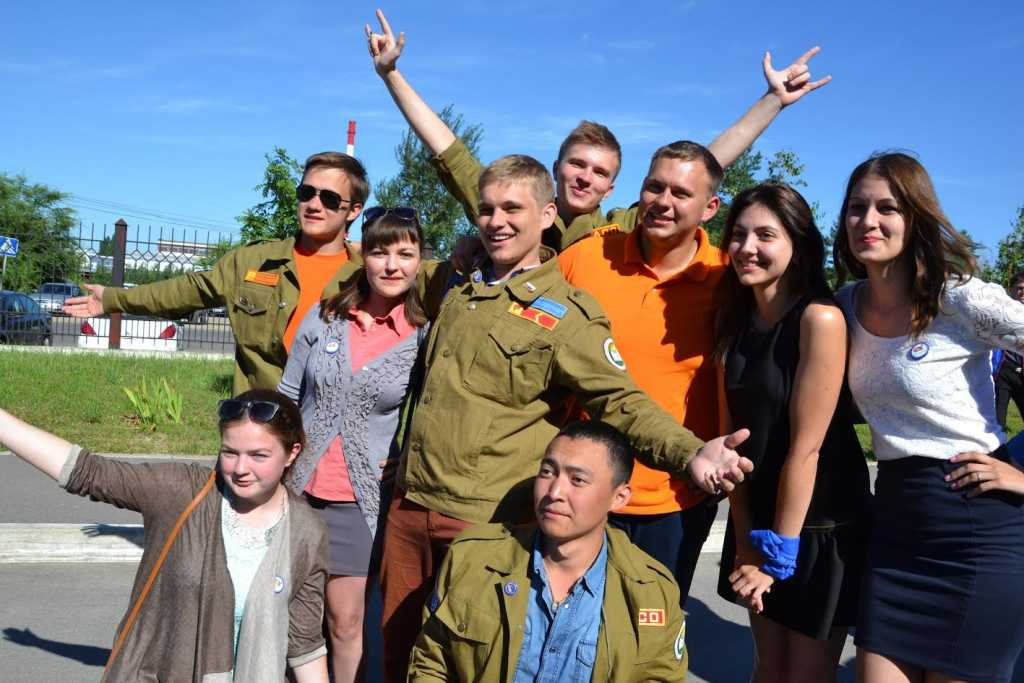 Студенческие отряды региона готовятся к празднику