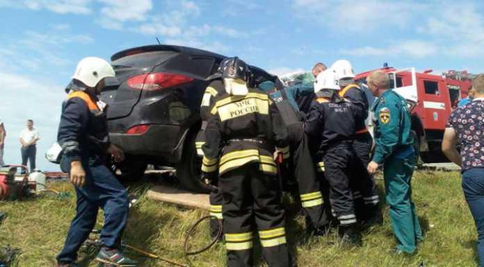 Жертвами ДТП под Оренбургом стали 3 человека