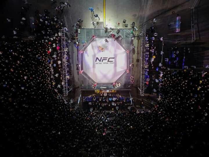NFC-6 Актау (Казахстан)