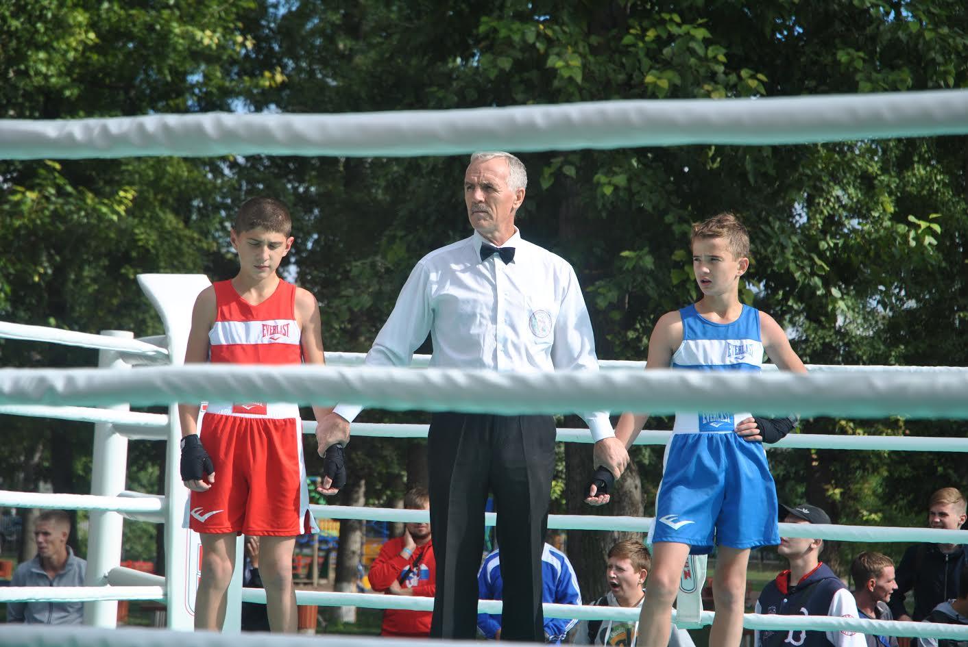 Школа бокса «Сармат»