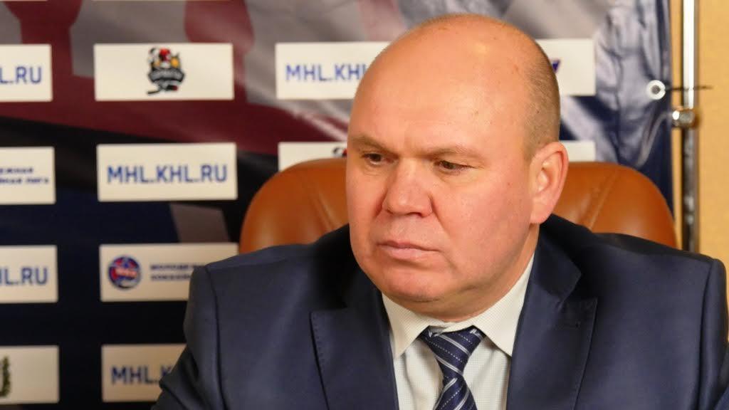 Главный тренер «Спутника» Сергей Мордвицев
