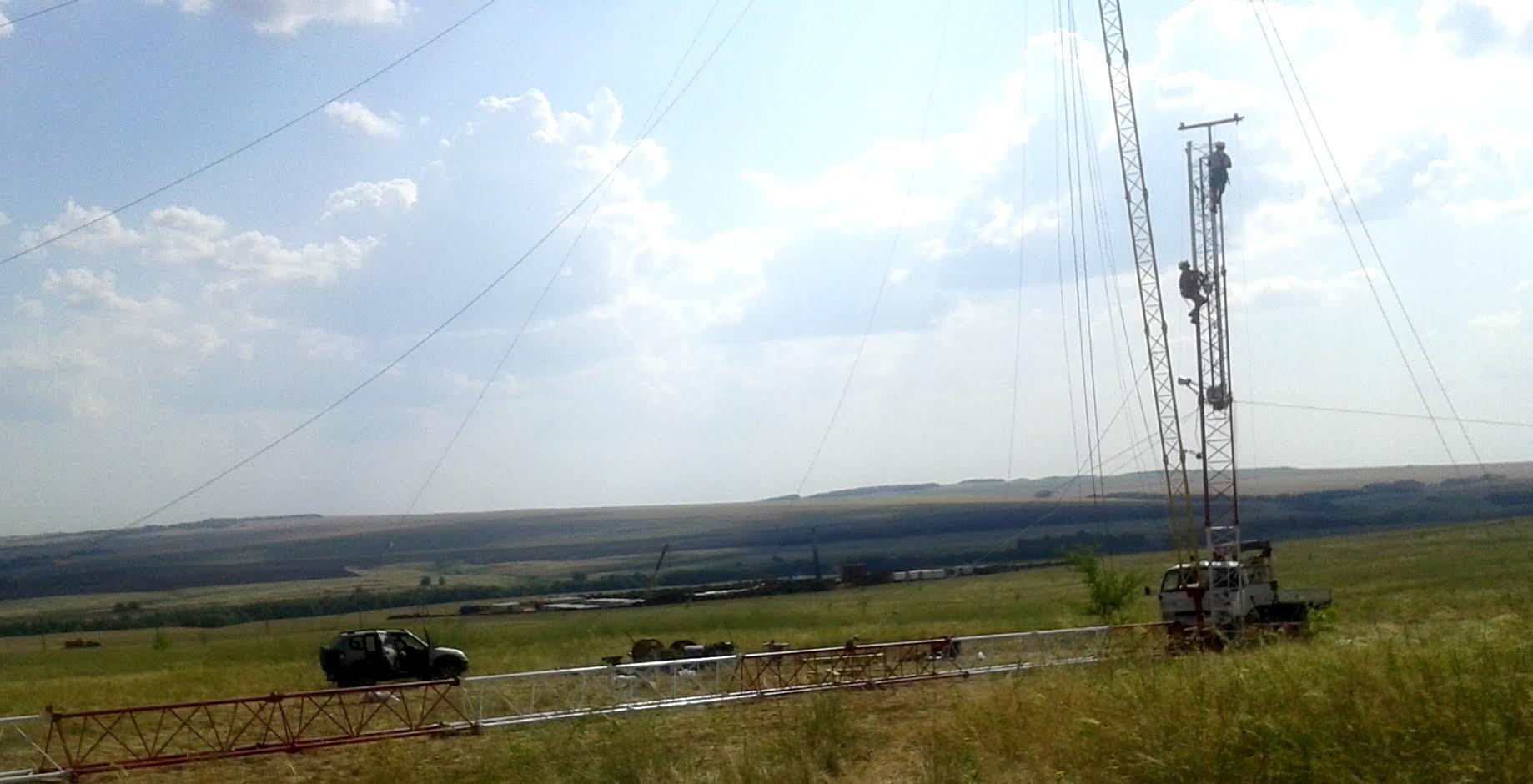 Ветроизмерительные вышки установлены в районе п. Новосергиевка, г. Кувандыка и п. Кардаилово (Илекский район).