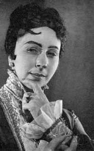 Елена Эрастовна Высоцкая
