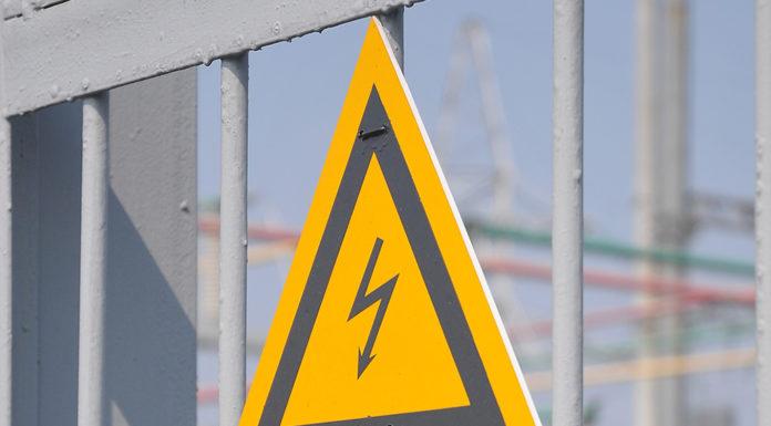 Электрика ток высокое напряжение