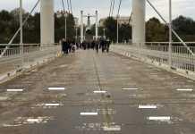 Мост Реклама такси