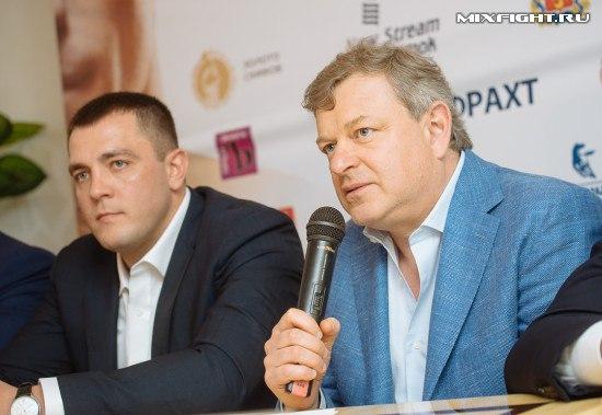 Виктор Фролов и Вадим Финкельштейн