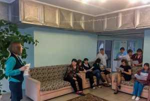 Урок финансовой грамотности в Медногорске