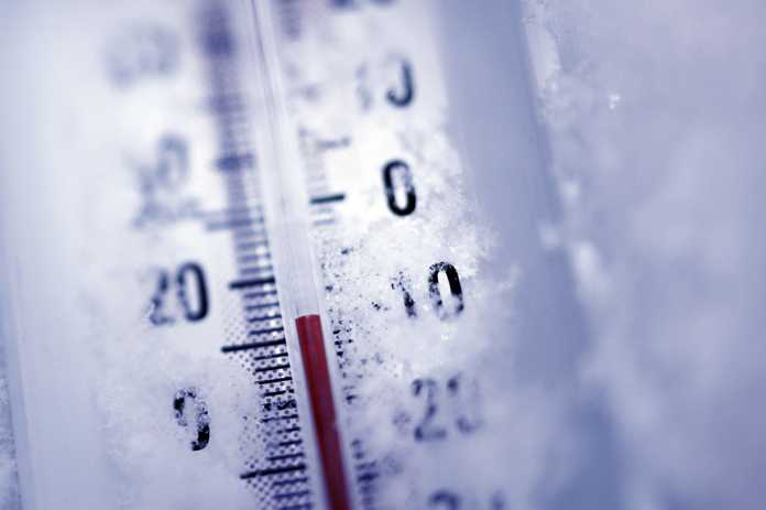 Градусник температура холод