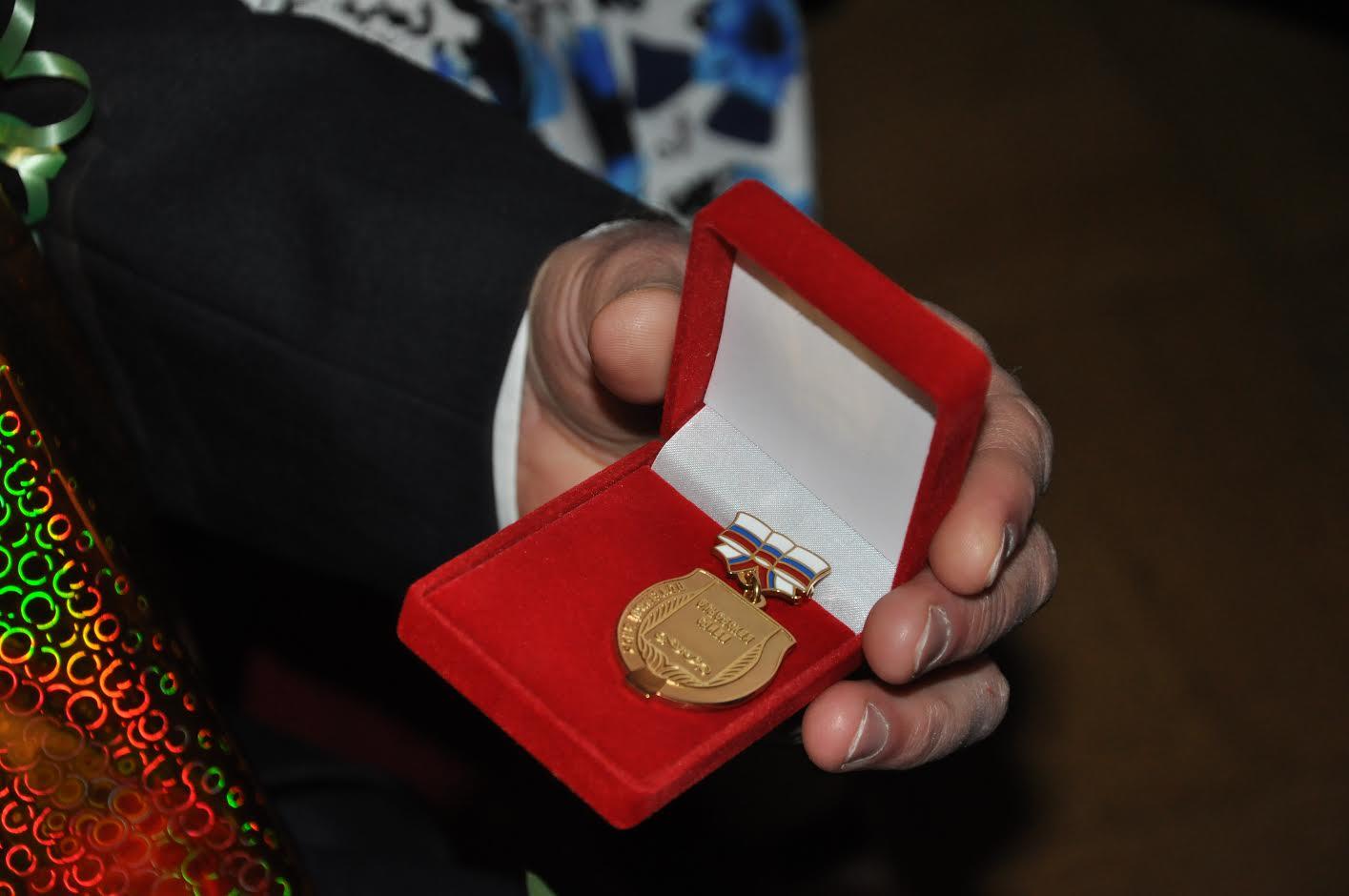В Оренбурге чествовали лучших отцов и матерей