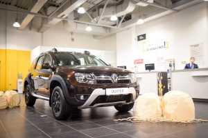 Компания «ТрансТехСервис» представила в Оренбурге новый Renault DUSTER