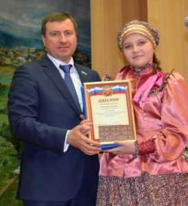 День села отметили в Городище