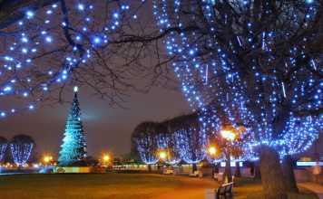 Новый год Оренбург