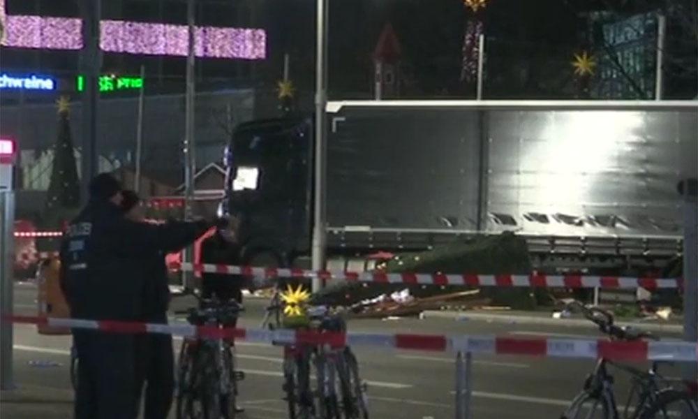 «Машина смерти» унесла жизни 12 человек— катастрофа вБерлине