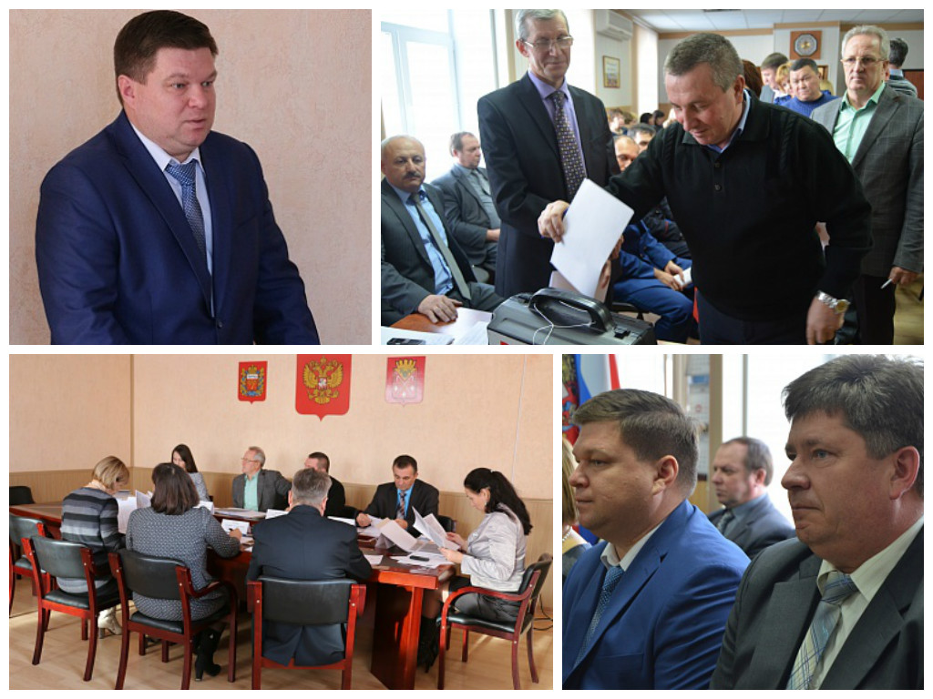 Сегодня Соль-Илецкий городской округ приобрел главу. Имстал Алексей Кузьмин