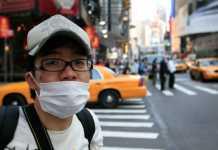 гонконгский грипп