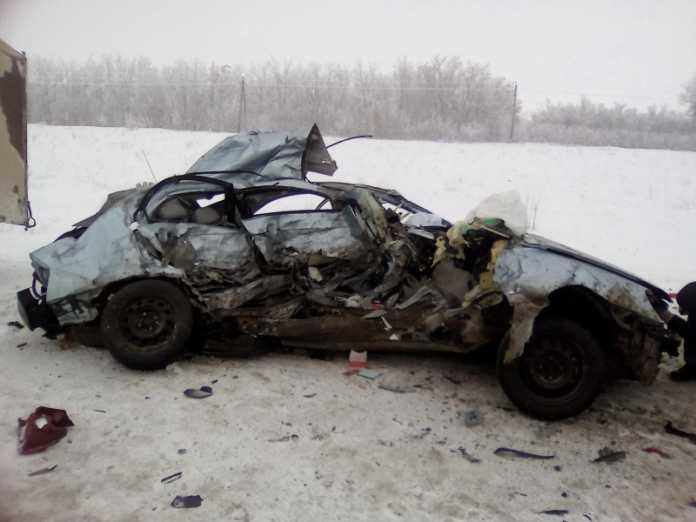 Очевидцы страшного ДТП: машина «всмятку», погибла молодая девушка
