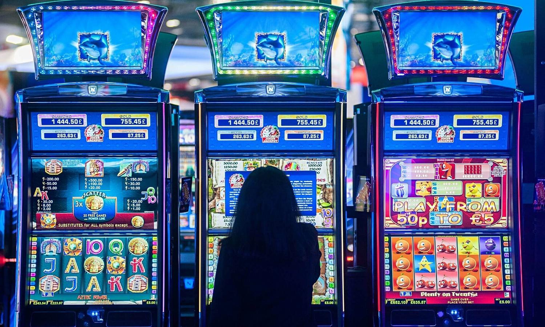 Виртуальные игровые автоматы бесплатно