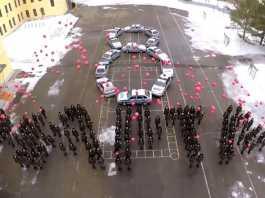 8 марта полиция