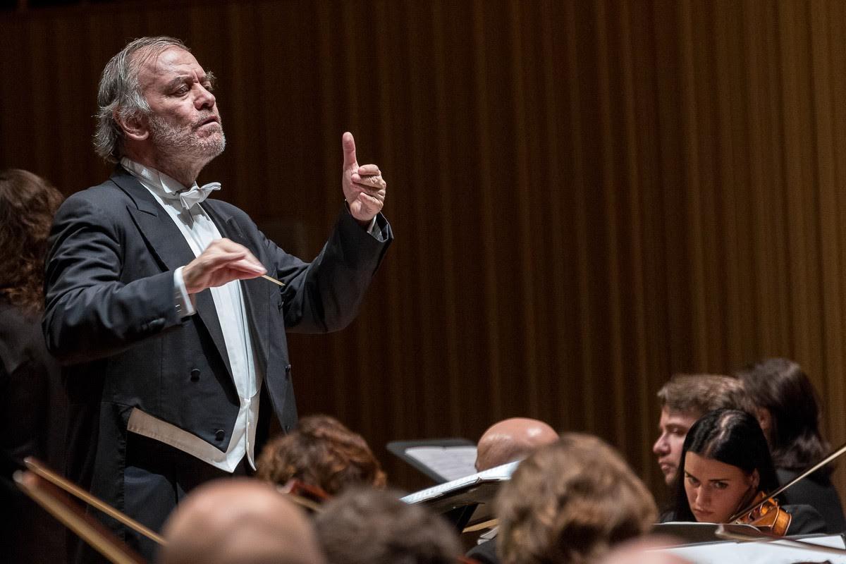 В Московской консерватории открылся Пасхальный фестиваль