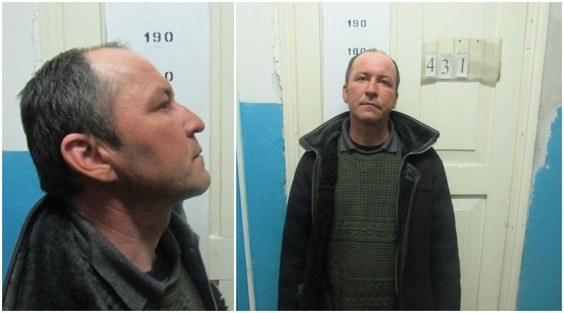 ВОренбуржье разыскивается Александр Кривоногов, подозреваемый вубийстве женщины