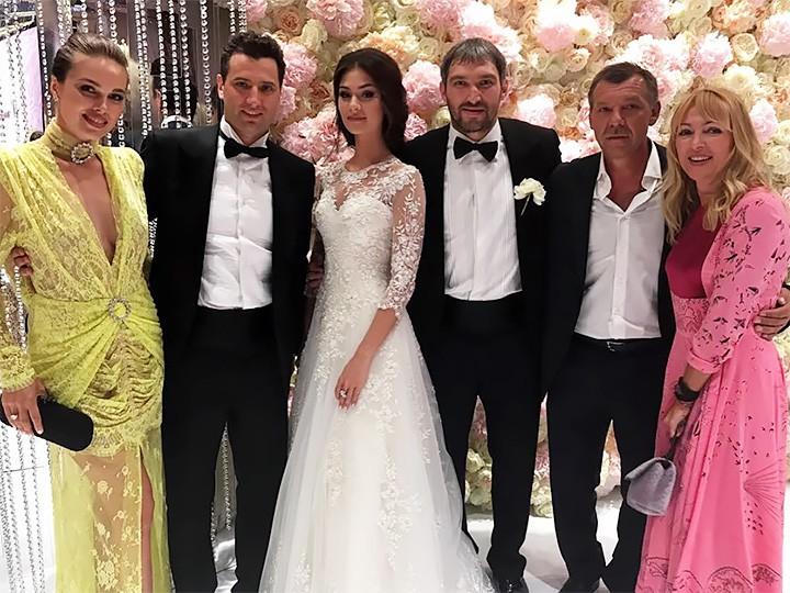 Свадьбы звезд в 2017 году фото