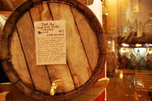 Шотландия потребовала защитить экспорт виски при выходе изЕС