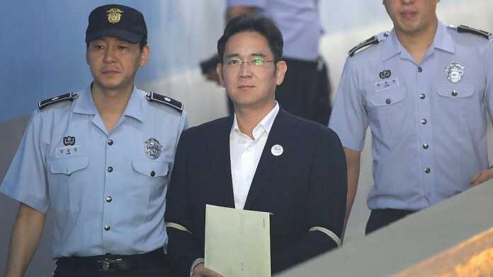 Samsung Electronics Ли Чжэ Ён